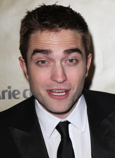 """Cosmopolis"" star Robert Pattinson."