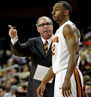 "Kevin O'Neill will no longer be giving directions to Byron Wesley or any other Trojans, but he says of coaching at USC: ""It's a great basketball job, great."""