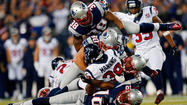 Houston Texans v New England Patriots