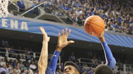 LEXINGTON - Nerlens Noel was never touted as being the offensive player that Anthony Davis was for Kentucky last year when he swept the national player of the year awards and even won an Olympic gold medal after helping UK win a national championship.