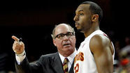 Kevin O'Neill, fired Monday by USC as its men's basketball coach,  talked with The Times after his ouster was announced.