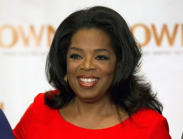 Oprah Winfrey's OWN is showing signs of life.
