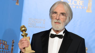 Golden Globes 2013: Michael Haneke on his parody Twitter account