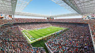 Steve Ross unveiled an ambitious plan to make aging Sun Life Stadium as good as new and vowed on Monday to pay more than half of the cost.