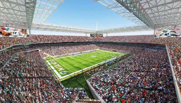 Sun Life Stadium renderings
