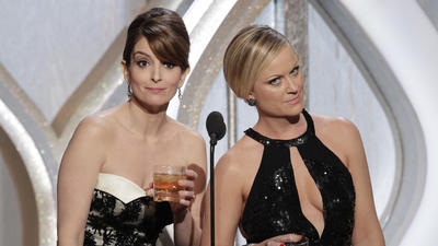 Golden Globes 2013: Tina Fey, Amy Poehler raise the bar