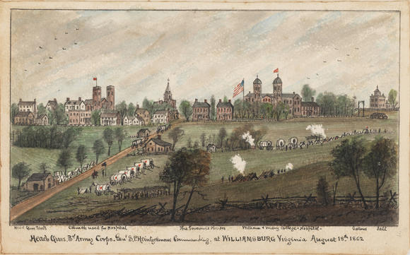 Resistance in Williamsburg