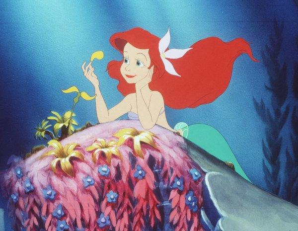 "Disney has canceled plans to re-release ""The Little Mermaid"" in 3-D."