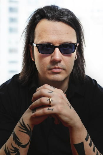 Damien Echols of 'West of Memphis'