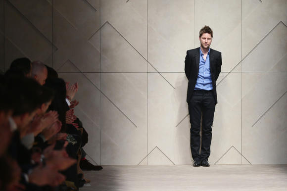 Christopher Bailey of Burberry