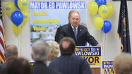 Mayor Ed Pawlowski's Announcement