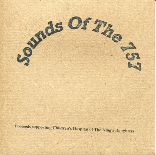 This fundraising CD was released in December 2012.