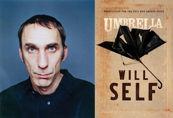 Will Self is the author of 'Umbrella.'