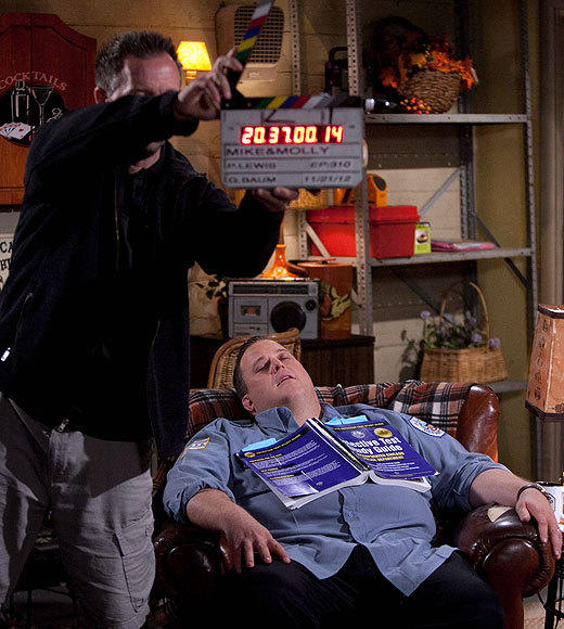 'Mike & Molly': Behind the scenes of Season 3: Billy Gardell