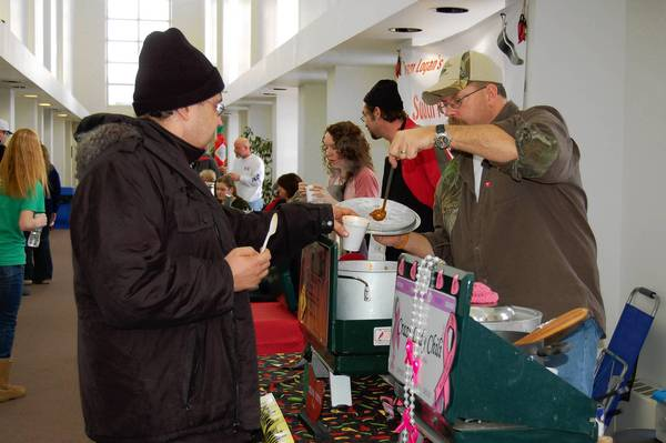 More than 200 people got a taste of the Chilly Willie Chili Challenge last year in Orland Park. This year's event is at 2 p.m. Jan. 19 at the Orland Park Civic Center. More than 30 cooks have signed up so far. Admission is $5, which covers unlimited tasting while supplies last. Proceeds benefit the village's special recreation program.