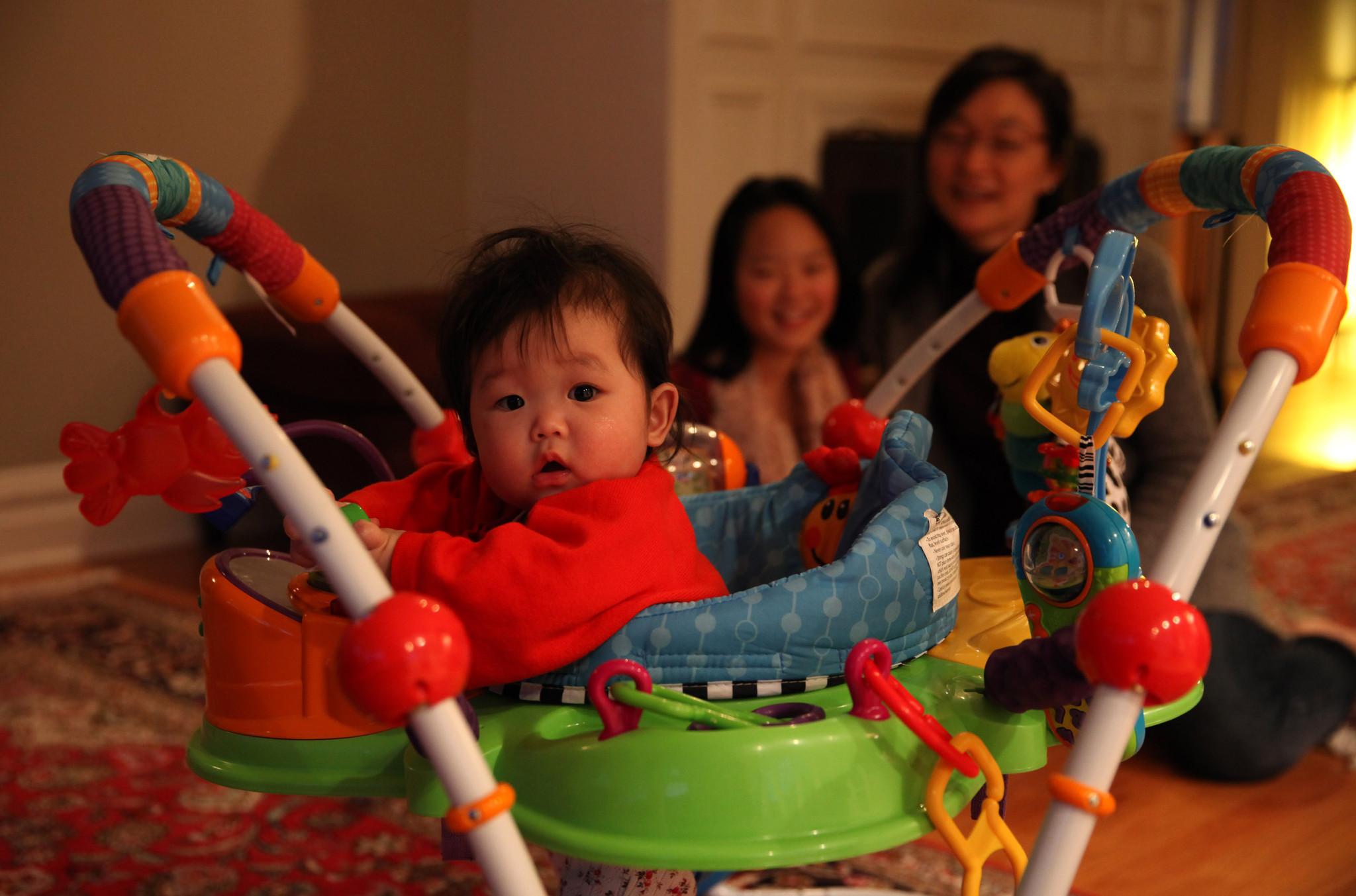 Evanston Couple Dealt Setback In Adoption Of South Korean