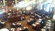 "<span style=""font-size: small;"">Kansas lawmakers are back in session.  They have a lot to take on this year, but the budget will be the biggest issue.   This year the state is taking less income tax from your paycheck, which means less money for the budget.  Lawmakers must also figure out how to fund education after a court determined the current funding level is unconstitutional. </span>"