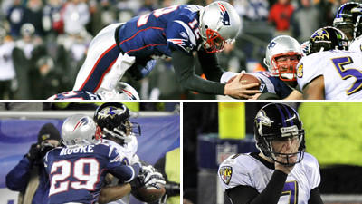 Only fitting path to Super Bowl for Ravens is through New Engla…