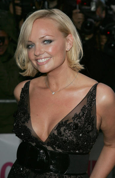 35 year old birthday girl Emma Bunton is still Baby Spice to us. We'll be celebrating her big day by wearing our hair in pig tails while watching <i>Spice World</i>.
