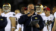 "<span style=""font-size: small;"">It's an inevitable part of the coaching industry. Successful college coaches get courted by the pros. After a fantastic season in which he orchestrated a major turnaround at Notre Dame, everyone knew that Brian Kelly was going to be a hot item.</span>"