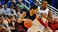 Pictures: UConn Men Vs. No. 1 Louisville
