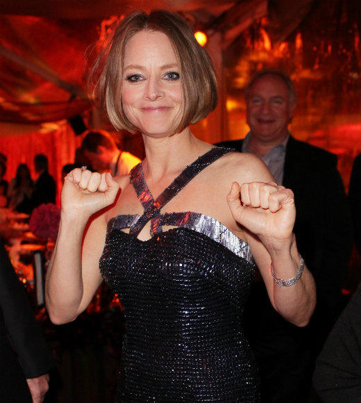 Hollywood comes out of the closet: Jodie Foster, Anderson Cooper, Neil Patrick Harris and more: On Jan. 13, 2013, two-time Oscar winning actress Jodie Fosters first public comments about her sexuality came in her Cecil B. DeMille Award acceptance speech at the Golden Globes:  I already did my coming out about 1,000 years ago back in the stone age, those very quaint days when a fragile young girl would open up to trusted friends and family and co-workers, and then gradually and proudly to everyone who knew her, to everyone she actually met, Foster told the celebrity audience ... and about 20 million people watching at home.
