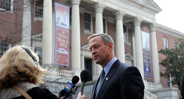 Gov. Martin O'Malley will announce plans for a strong push for repeal of the death penalty in Maryland.