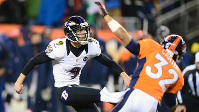 Ravens have no doubts about Justin Tucker