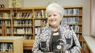 Hereford High volunteer receives Golden Apple Award