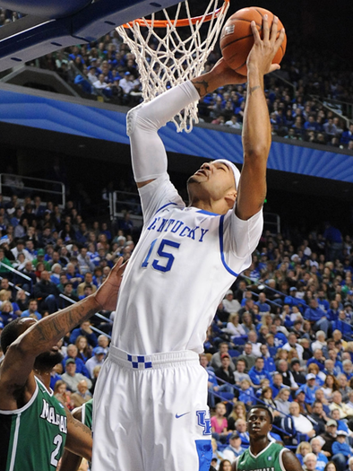 Willie Cauley-Stein thinks Kentucky will start turning the corner following a loss to Texas A&M last weekend.