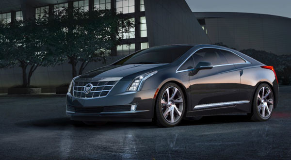 First look at the new Cadillac ELR - Cadillac ELR