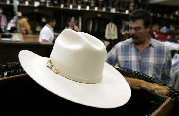 National Hat Day 2013: the Stetson