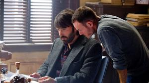 'Argo' Globe win mixes up Oscar race. Rupert on buying L.A. Times.