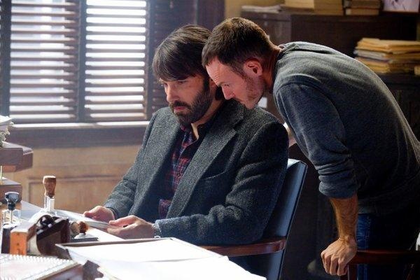 "Will ""Argo"" sneak off with a big Oscar win?"