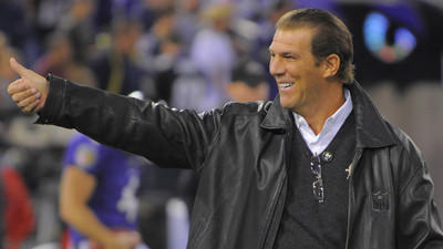 Ravens owner texted Harbaugh while Ravens trailed