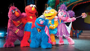 A Superhero-Themed Sesame Street Live at The Oakdale Theatre