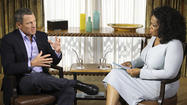 Lance Armstrong and Oprah an unbeatable ratings team?
