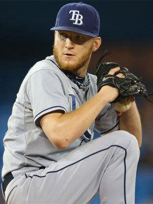 Dodgers pitcher J.P. Howell made 55 relief appearances last season for the Tampa Bay Rays.