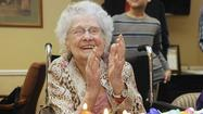 Longtime Rodgers Forge resident turns 103