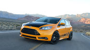 Detroit Auto Show: Shelby American soups up Ford Focus hatchback