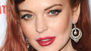 Lindsay Lohan: A not-guilty plea, but that's not all