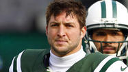 "Tim Tebow spent 2-1/2 hours training Monday at an Arizona community college, a hot scoop <a href=""http://www.tmz.com/2013/01/14/tim-tebow-training-arizona-paradise-valley-community-college/"">first reported</a> by TMZ."