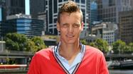 H&M has welcomed Czech tennis star Tomas Berdych as the fashion company's newest ambassador on and off the court, the company announced Tuesday.