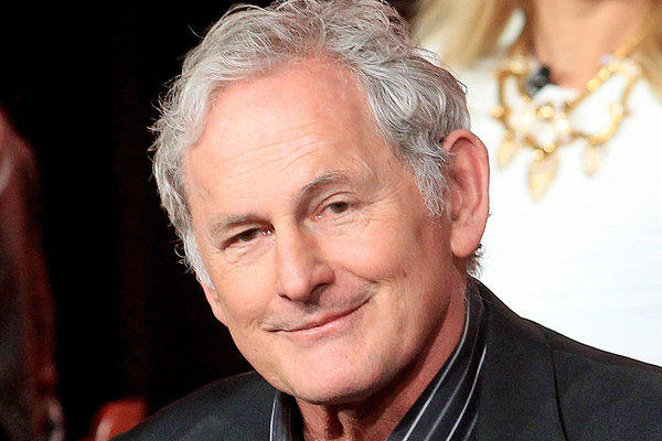 "Victor Garber at a panel discussion about NBC's ""Deception"" during a critics' tour event this month in Pasadena."