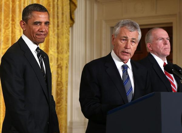 With several prominent Obama administration officials leaving in 2013, most notably Secretary of State Hillary Clinton, look for another arduous vetting process as Obama makes his nominees. Even rumored candidates, like U.N. ambassador Susan Rice (before she withdrew) and former Sen. Chuck Hagel have already been dragged through the mud before their official nominations. At least Sen. John Kerry (D-Mass.) has so far received a relatively warm welcome as Obama's official nominee to follow in Clinton¿s footsteps.