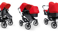 Bugaboo, the children's brand that introduced $1,000 strollers to the world, is recalling more than 50,000 of its Donkey and Cameleon models after finding a problem with the handle that poses a falling and choking hazard to children.