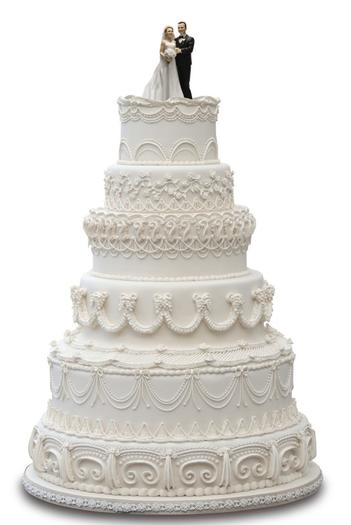 Tasks like finding boxes for take-home wedding cake can be delegated.