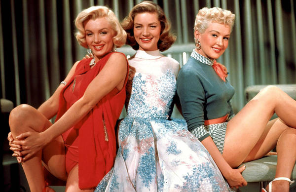 Marilyn Monroe, Lauren Bacall and Betty Grable star in this 1953 comedy about pretty women looking for wealthy men. Saturday, Jan. 26, at 2:30 p.m. at New Haven Free Public Library, 133 Elm St. Free.