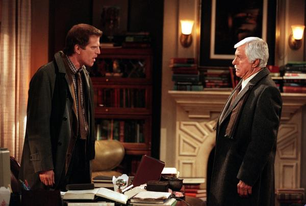 "Van Dyke has made many guest appearances on assorted series over the years, including ""Becker"" with Ted Danson in 1998. In the episode titled ""Becker the Elder,"" Van Dyke portrays Becker's estranged father, who pays a visit after many years and turns out to be the polar opposite of his curmudgeonly son."