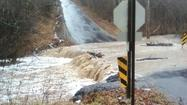 PHOTOS: January flooding in the WDBJ7 viewing area